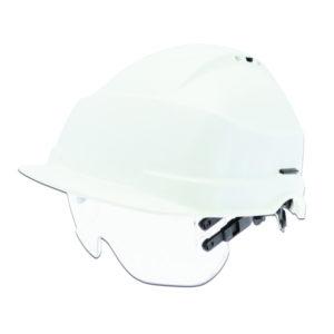 Casque de chantier Blanc IRIS 2