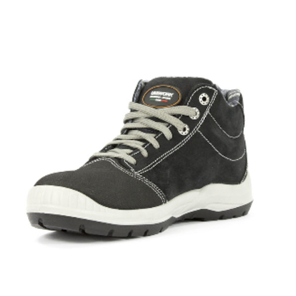 Chaussure Montante Cuir Velours On Air S3 SRC